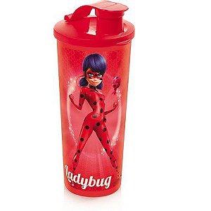 Tupperware Copo  Infantil Com Bico 470ml - Ladybug