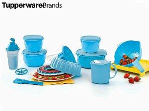 Tupperware Kit Bea Preparação 09 Peças