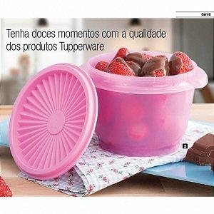 Tupperware Tigela Sensação 600ml - Rosa