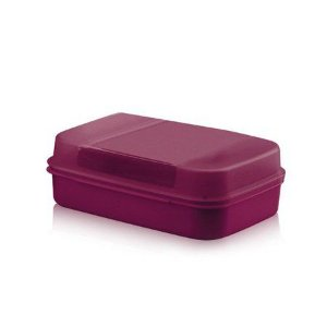 Tupperware Caixa Visual Box 2,3 Litros  - Púrpura
