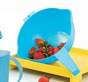 Tupperware Escorredor Indispensável - Azul