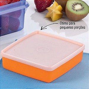 Tupperware Refri Box 400ml - Laranja