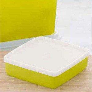 Tupperware Refri Box 400ml - Amarelo