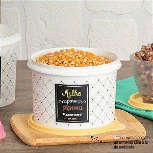 Tupperware Caixa Para Milho De Pipoca 1,0Kg - Linha Bistrô