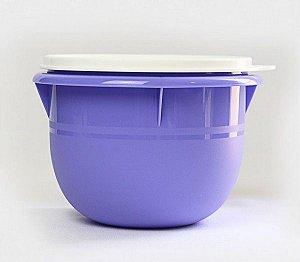 Tupperware Tigela Batedeira Média 1,0 Litro - Roxo/Violeta