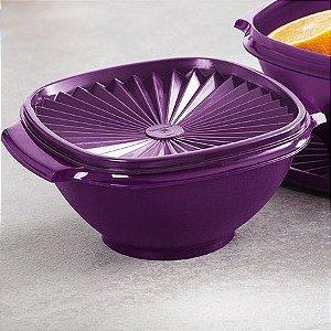 Tupperware Tigela Sensação 1,2 Litros - Púrpura