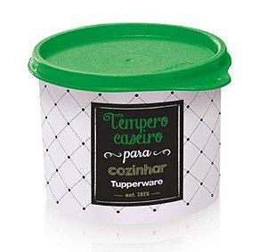 Tupperware Caixa Redondinha Tempero Caseiro 500ml  - Linha Bistrô