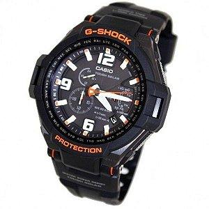 G-1400 Relógio Casio G-Shock Gravity Defier G-1400-1ADR