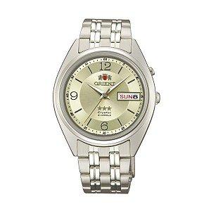 Relógio Masculino Orient Automático FEM0401UC9