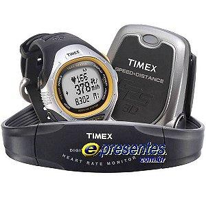 Relógio Timex Bodylink com Monitor Cardíaco e GPS TI5J985N