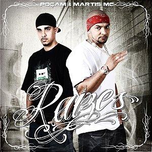 CD Poçam e Martis MC - Raízes