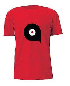 Camiseta Loromudo Masculina Vermelha