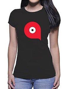 Camiseta Loromudo Feminina Preta