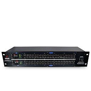 Equalizador de som estéreo 31 bandas Arcano EQ-2031/AR