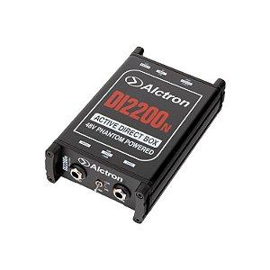 Direct Box ativo Alctron DI2200N