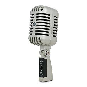 Microfone dinâmico vintage Arcano AM-V3-PL plástico