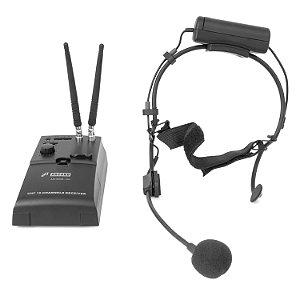 Microfone sem fio auricular Arcano AR-WHD-100