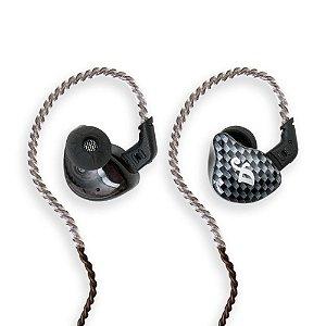 Fone de ouvido in-ear ponto ARIER-2 profissional palco