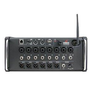 Mesa digital Arcano 16 canais AM-DD-MIX wi-fi
