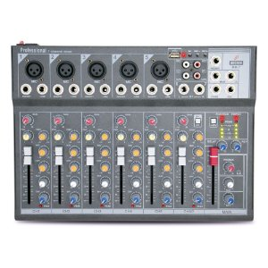 Mesa de som Arcano MM-7 com 7 canais