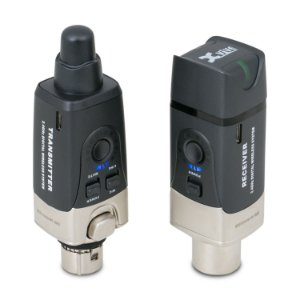 Sistema sem fio para microfones dinâmicos Xvive U3