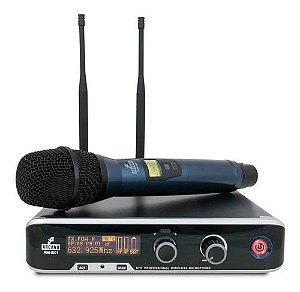 Microfone sem fio UHF Arcano AM-AK1 de mão