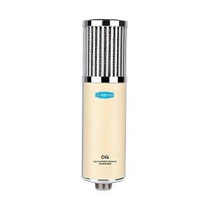Microfone condensador Alctron CK6 c/ maleta