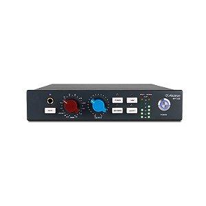 Pré-amplificador canal único Alctron MP73V2 p/ microfone