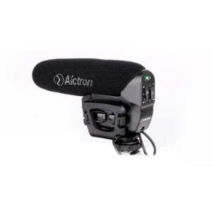 Microfone condensador Alctron VM-6 p/ câmeras de vídeo