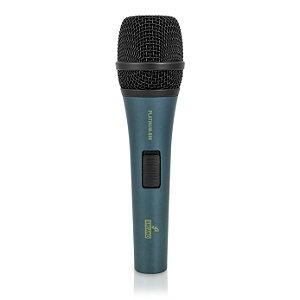 Microfone dinâmico Arcano PLATINUM-S88 com fio