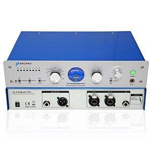 Pré-amplificador valvulado Arcano AR-PREMIUM-PRE1 220v c/ imperfeições