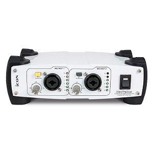 Pré-amplificador 2 canais iCON Neo PreAmp (White) 220v