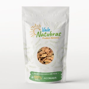 Chá de Agoniada - Plumeria lancifolia - Muller 30g - Vale Natubras