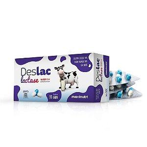 Deslac Lactase 30 caps - Maxinutri