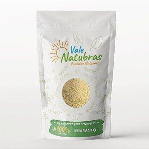 Amaranto - Amaranthus cruentus - 100g - Vale Natubras