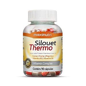 Silouet Thermo 90 caps - Maxinutri