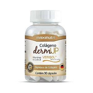 Colágeno DermUp Verisol 90caps - Maxinutri