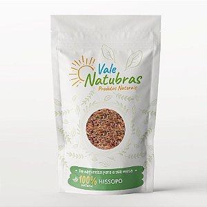 Chá de Hissopo - Hyssopus officinalis 30g - Vale Natubras