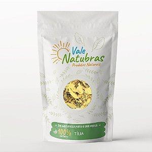Chá de Tília - Tilia cordata - Miller 30g - Vale Natubras
