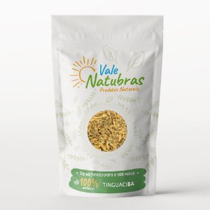 Chá de Tinguaciba - Zanthoxylum tingoassuiba -St. 30g - Vale Natubras