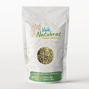 Chá de Umbaúba (Embaúba) - Cecropia hololeuca Miquel 30g - Vale Natubras
