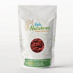 Chá de Urucum Sementes - Bixa orellana - L. 30g - Vale Natubras