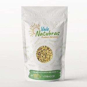 Chá de Verbasco - Buddleja brasiliensis. Jacq. ex Spreng. Fam. 20g - Vale Natubras