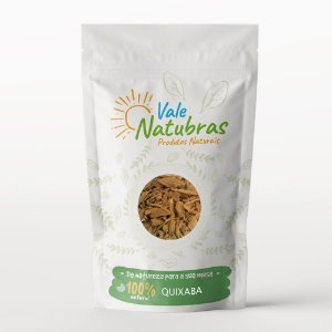 Chá de Quixaba - Sideroxylon obtusifolium 30g - Vale Natubras