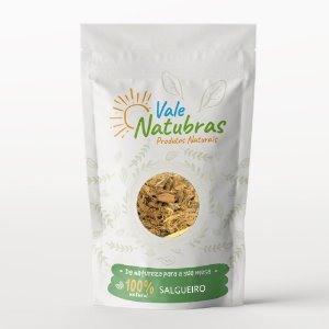 Chá de Salgueiro - Salix alba L. 30G - Vale Natubras