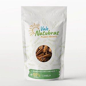 Chá de Canela - Cinnamomum spp. 30g - Vale Natubras