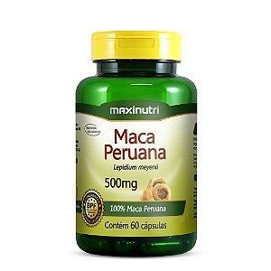 Maca Peruana 60 caps - Maxinutri