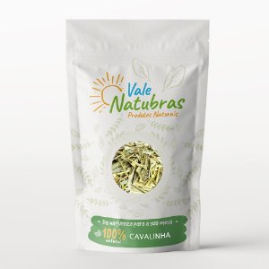 Chá de Cavalinha - Equisetum arvense L. 20g - Vale Natubras