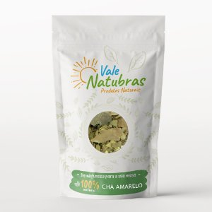 Chá Amarelo - Camellia sinensis 30g - Vale Natubras