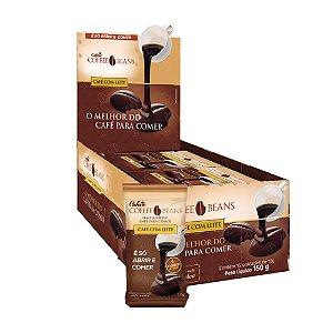 Coffee Beans - O Café Para Comer (15 unidades) - Sabor Cafe Com Leite